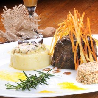 Casa do Chef - Filet Mignon ao Molho Pau a Pique
