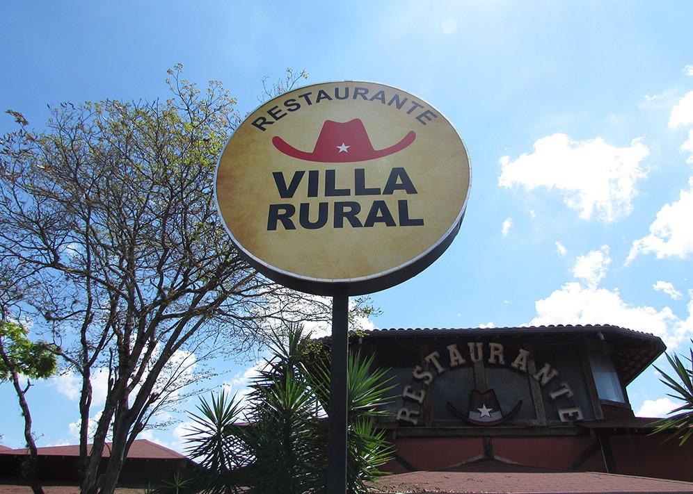 Fachada Villa Rural