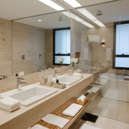 Hotel Fasano Belo Horizonte - Bathroom