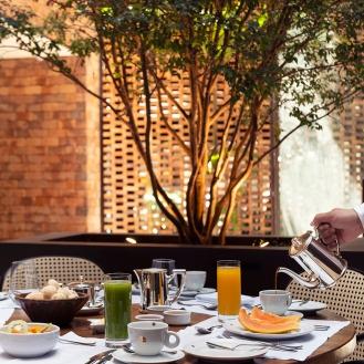 Hotel Fasano Belo Horizonte - Breakfast