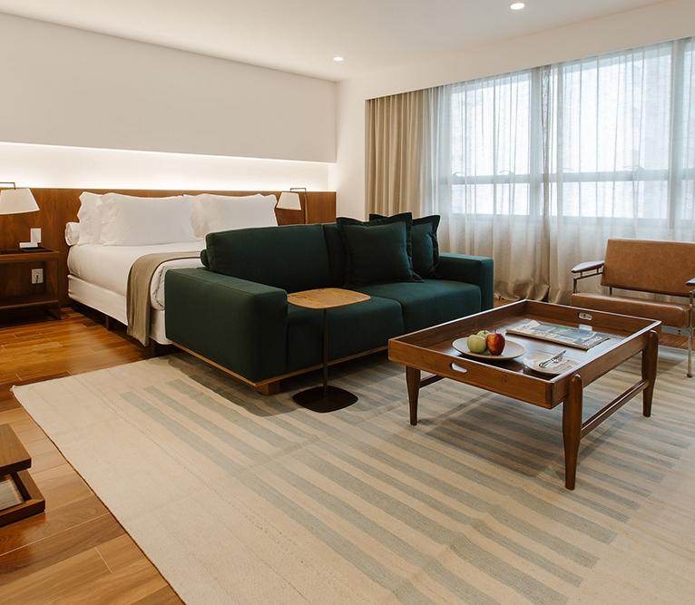 Hotel Fasano Belo Horizonte - Room (3)